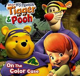 Disney My Friends Tigger & Pooh on the Color Case