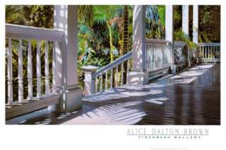 Patricks Porch Prints by Alice Dalton Brown at AllPosters