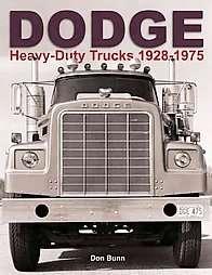 Dodge Heavy duty Trucks 1928 1975