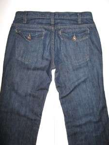 misses GAP 1969 Limitied Edition jeans WIDER STRAIGHT LEG stretch 6 R