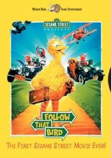 Sesame Street Presents Follow That Bird (DVD)