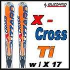 blizzard cross skis
