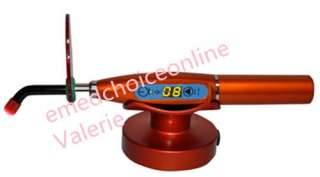 1500mw Dental 5W LED Curing Light Lamp Tooth Whitening Product 2012