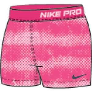 NIKE PRO COMBAT BOY SHORT (GIRLS): Sports & Outdoors