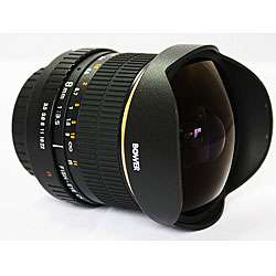 8mm Sony/ Minolta Digital SLR Fish eye Camera Lens