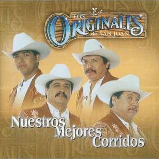 Nuestros Mejores Corridos, Los Originales de San Juan