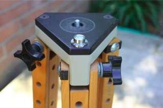 Wood tripod++Shoulder Harness+View Camera/Motion Picture++ CUSTOM SET