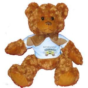 And On The 8th Day God Created JUDO Plush Teddy Bear with