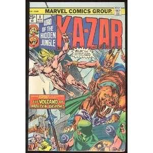 Ka Zar, v1 #7. Jan 1975 [Comic Book] Marvel (Comic)