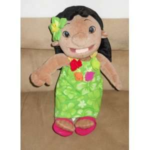 Pool Party Lilo Disney Exclusive Plush Doll