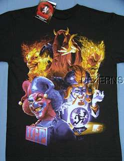 ICP INSANE CLOWN POSSE DARK CARNIVAL MENS T SHIRT XL