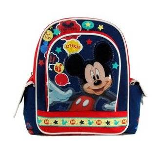 Disney Mickey Mouse Backpack   10in Mickey Mini Backpack   Say Chees