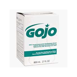 com GoJo® IHC Food Industry Sanitizing Soap Health & Personal Care