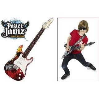 paper jamz pro series guitar instructions