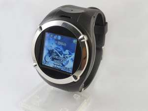 Wrist Watch Cell Phone Mobile Camera /4 FM MQ998 NEW