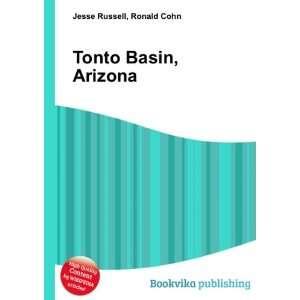 Tonto Basin Ronald Cohn Jesse Russell Books