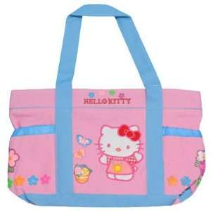 Hello Kitty Tote Bag by Urban Station   Flowers Baby