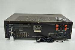 For Parts Technics AM FM Stereo Receiver Tuner Amplifier Amp SA 828