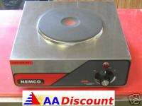 NEW NEMCO SINGLE BURNER 240V HOTPLATE MODEL 6310 1 240