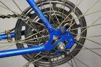 Vintage Mondo Special 10 Speed Road Bike Bicycle 52cm Blue Shimano