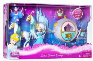 Disney Princess Favorite Moments Cinderella Deluxe Polly Pocket Horse