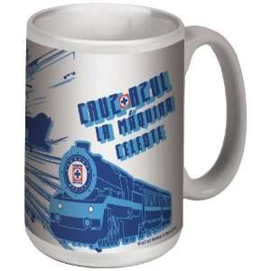 Club Deportivo Cruz Azul Ceramic Mug:  Sports & Outdoors