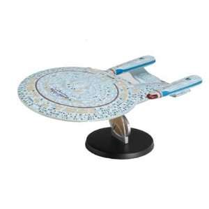 Star Trek USS Enterprise D   40th Anniversary by Corgi