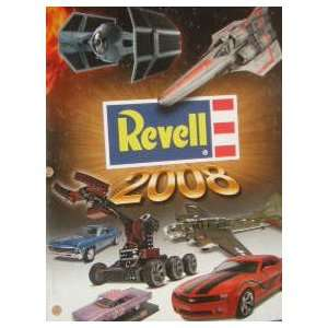 Revell Model Kits Catalog for 2008 staff Books