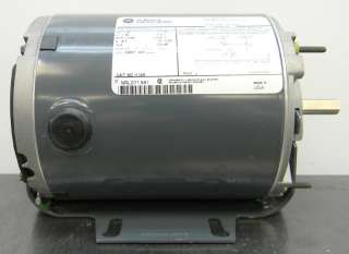 GE GENERAL ELECTRIC MOTOR 1/6 HP 1140 RPM 1PH 115 VOLT NIB