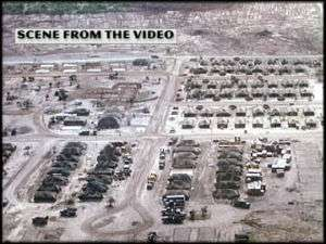 Phan Rang Air Base USAF 366th TFS Vietnam War DVD