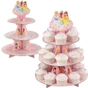Lets Party By WILTON Disney Princess Cupcake Stand