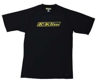 KLIM MENS TEAM TECH T SHIRT NEW BLACK 2011 3223