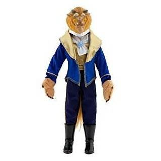 Disney Princess Beauty & Beast Movie   Prince Beaast Figure Doll  12in