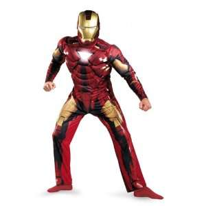 Iron Man Classic Muscle Ad Mark 6