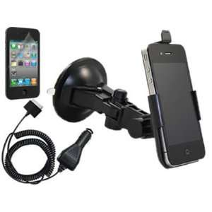 Premium SUBLIME Car Holder/Kit/Mount Custom Made for Apple iPhone