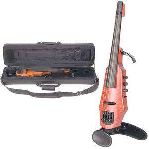 NS Design CR 4 Electric Amber 4 String Violin