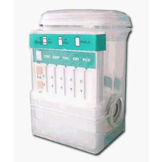 EZ55   Disposable 5 Minute 5 Panel Drug Test Kit: Home & Kitchen