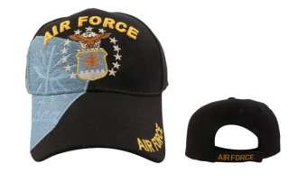 Fancy Air Force military veteran cap hat Quality hat