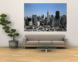 San Francisco, California, USA Wall Mural at AllPosters