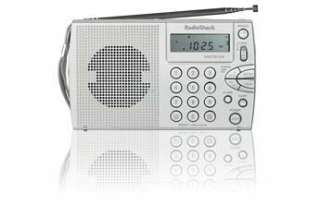 NEW RADIO SHACK COMPACT AM FM SHORTWAVE PORTABLE RADIO 20 125