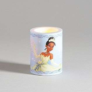 Princess Frog Flameless Night Light Candle  Disney For the Home