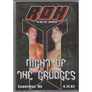 Ring Of Honor   Night Of The Grudges   6.14.03: Everything Else