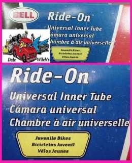 Bell Bicycle tire 20 wheel diameter rubber inner tube