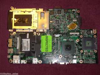 Dell Inspiron 6000 Motherboard W9259 (repair/parts)