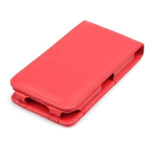 NEEWER® Red Flip Faux Leather Case Cover Pouch For IPHONE