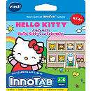 Vtech InnoTab Learning Game Cartridge   Hello Kitty A Day with Hello