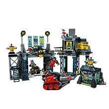 LEGO Super Heroes The Batcave (6860)   LEGO