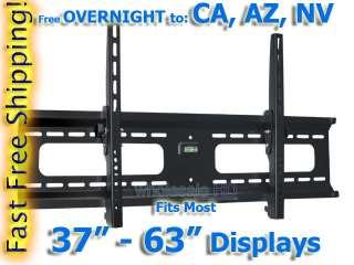 TILT WALL MOUNT BRACKET FIT424647505558 60 63 INCH LCD TV