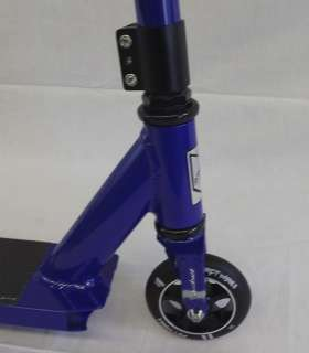 New Grit Fluxx Freestyle Scooter MGP Madd District Razor Phoenix Blue