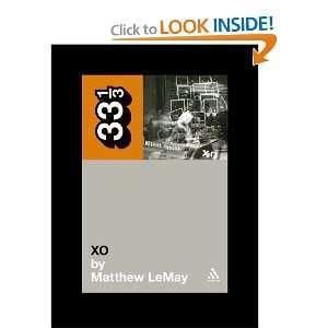 Elliott Smiths XO (33 1/3 series) [Paperback] Matthew